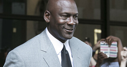 Why Michael Jordan is in a Chicago court