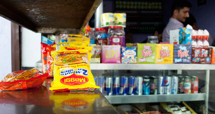 Why is India suing Nestlé? (+video)