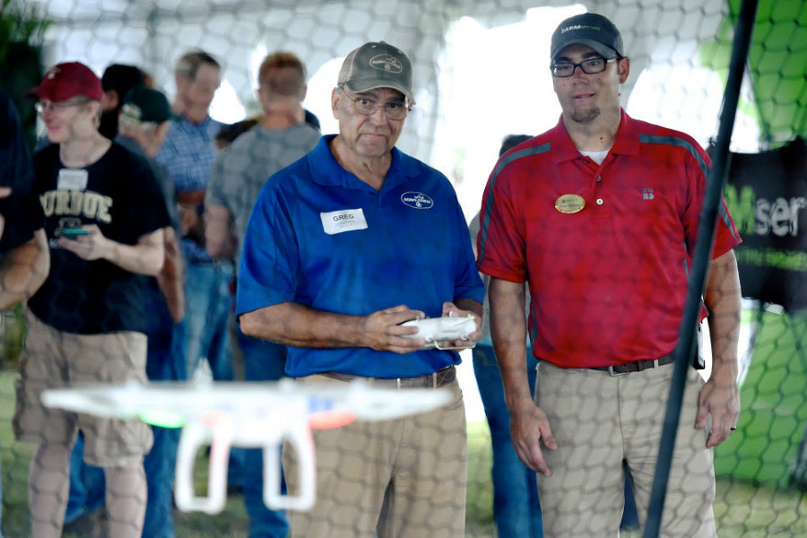 Drone racing: The sport of the future?