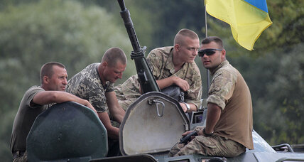 Ukraine, rebels trade blame for violating ceasefire