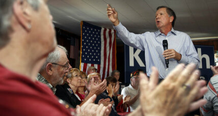 In retrospect, John Kasich's rise was obvious