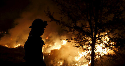 California hotshots move from fire to fire as wildfire season blazes on (+video)