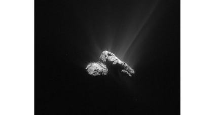 Comet, European spacecraft make closest approach to sun
