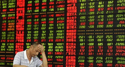 Steer clear of China's stock market