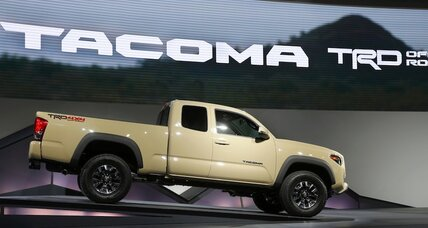 2016 Toyota Tacoma comes with GoPro mount. A new trend?