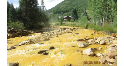 How are they going to clean up that Colorado mine spill?
