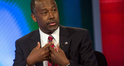 How could Ben Carson's fetal tissue research affect his campaign?