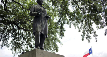 Why Texas statue honoring Confederate leader will be mothballed
