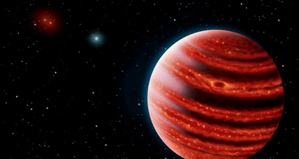 Planet hunters spot Jupiter Jr., 96 light years from Earth