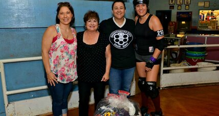 New-style roller derby puts an emphasis on community