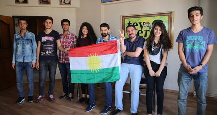 For Kurdish youth in Turkey, autonomy is no longer enough