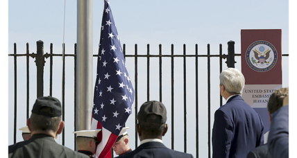 US flag flies again in Cuba: How much real change is coming to the country? (+video)