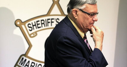 Federal court nixes Sheriff Arpaio's bid to stop Obama immigration plan (+video)