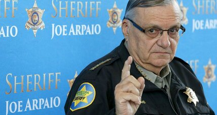 Court throws out Arizona sheriff's suit: Immigrant crime fears 'unduly speculative'