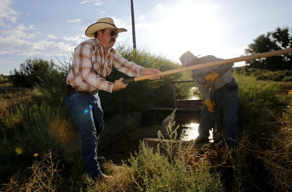 Colorado river spill Fixing the 1872 law that haunts thousands of
