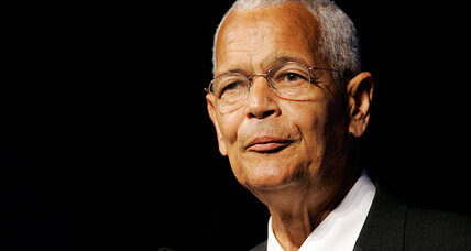 NAACP leader Julian Bond was a'tireless champion' for civil rights