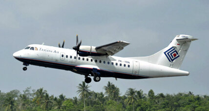 Missing plane highlights Indonesia's aviation safety problems