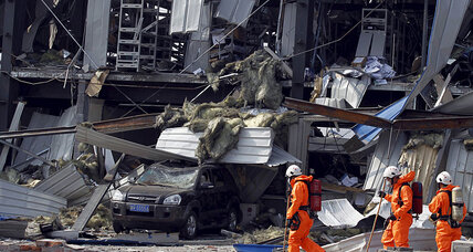 China explosion: Did warehouse operators violate safety rules?