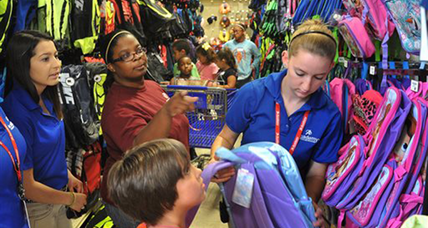 Looking to save money on school supplies? It's all in the timing