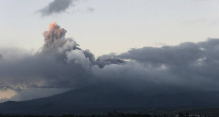 Cotopaxi eruption: What's with all the volcanoes these days? (+video)