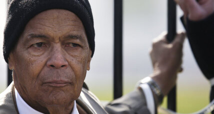Civil-rights icon Julian Bond's enduring, 'invaluable' voice