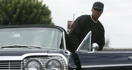 'Straight Outta Compton' becomes a summer movie hit