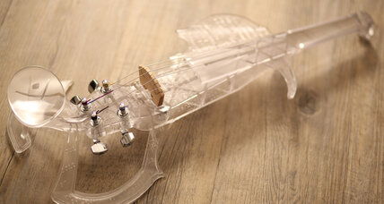 3Dvarius: How do 3-D printed violins stack up to traditional instruments?