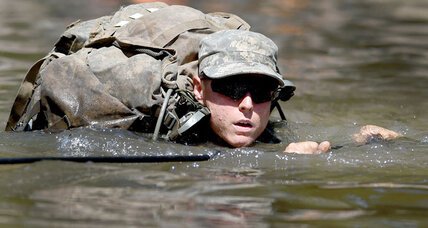As first two women pass Ranger School, Army faces big questions (+video)