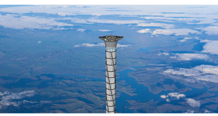 Why a space elevator is now slightly less implausible