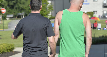 Why some gay couples in Kentucky are still waiting for marriage licenses