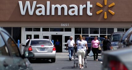 Wal-Mart earnings disappoint again as profit drops
