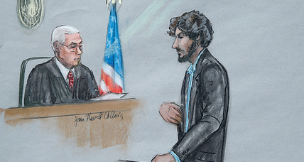 Marathon bomber's lawyers ask for new trial outside of Boston