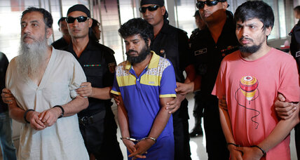 Three arrested over the killing of atheist bloggers in Bangladesh