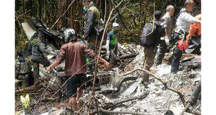 Rescuers reach Indonesia crash site, black boxes found