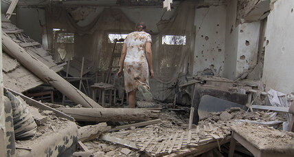 A return to war in Ukraine? Kiev, rebels trade accusations of buildup.