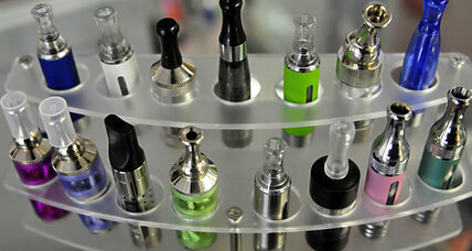Are e-cigarettes a gateway to traditional smoking for teens?