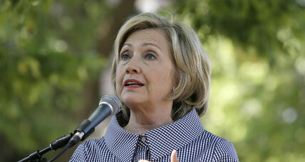 Clinton to Black Lives Matter activists: Go beyond 'changing hearts'