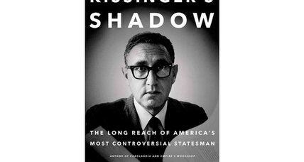 'Kissinger's Shadow' accuses the controversial statesman of militarizing US foreign policy