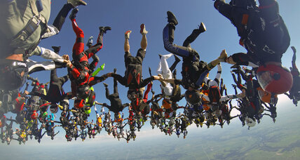 Two deadly skydiving accidents in three days: How risky is parachuting?