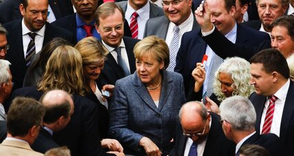 German parliament approves latest Greek bailout plan
