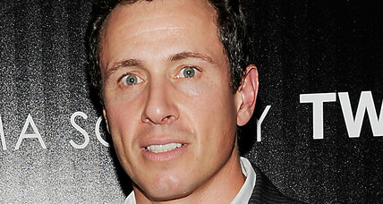 Chris Cuomo saves drowning man in Hamptons