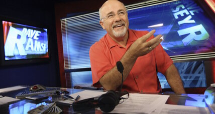 Three tips for a debt-free future from Dave Ramsey