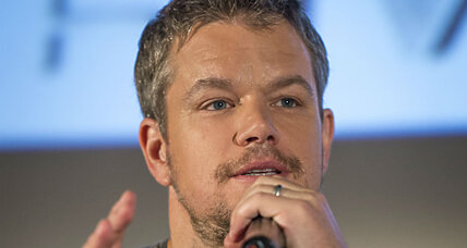 'The Martian' trailer: Matt Damon stars in what could be the next sci-fi hit (+video)