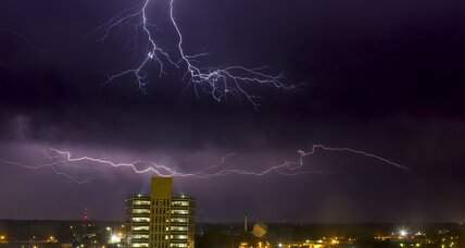 Thunderstruck: How four lightning strikes in a row erased Google data
