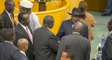 World pressures South Sudan to end civil war by Sept. 1 (+video)