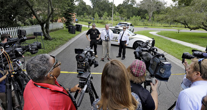 Massive Florida sinkhole reopens. Why does Sunshine State have so many? (+video)