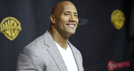 Dwayne Johnson is set to star in a movie version of Disney's Jungle Cruise ride