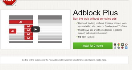 With ad blocking on the rise, publishers eye a new approach: asking nicely