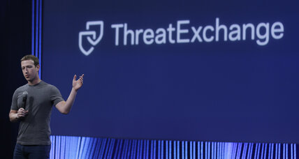 US government not invited to Facebook's ThreatExchange party