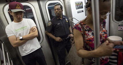 Riders that bite: Has New York City's 'subway rage' gotten out of hand?